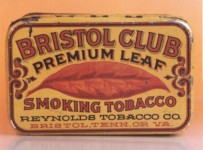 Bristol Club Premium Leaf Smoking Tobacco