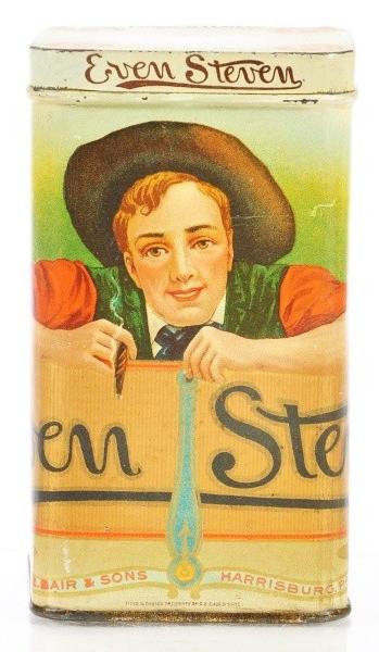 Even Steven Cigar Tin