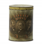 Ohio Boys Cigar Advertising Tin