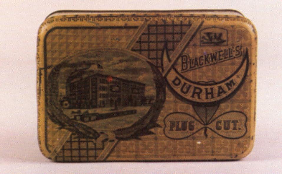 Blackwell's Durham Plug Cut