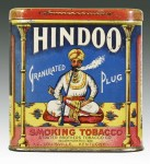 Hindoo Granulated Plug Tin