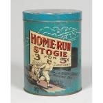 This is a Cigar Style Tin