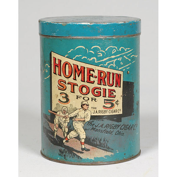 Home Run Tin
