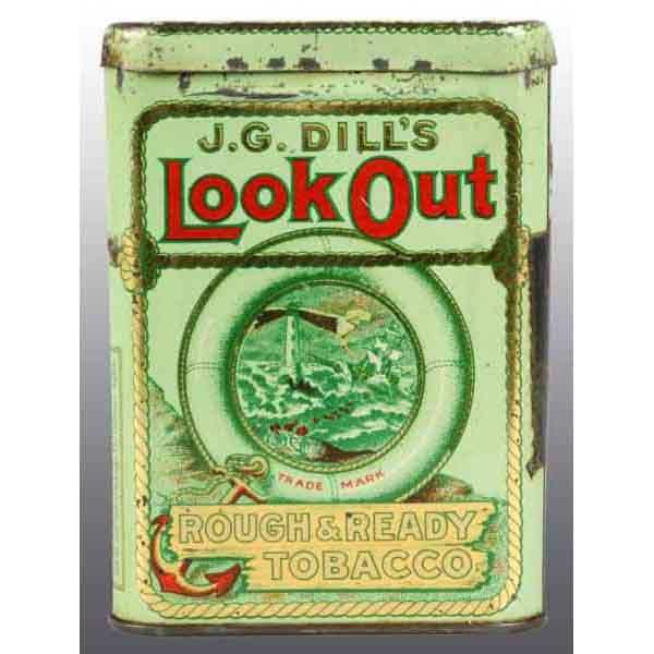J.G. Dill's Look Out