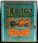 Lenox Tobacco Pocket Tin