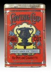 Loving Cup Vertical Pocket Tobacco Tin Flake Cut