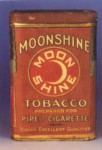 Moonshine Tobacco Vertical Pocket Tin