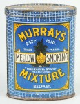 Murray's Mixture Tobacco Canister