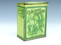 Pace's Club Room Mixture Tobacco Tin
