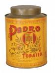 Pedro Cut Plug Tobacco Canister Tin
