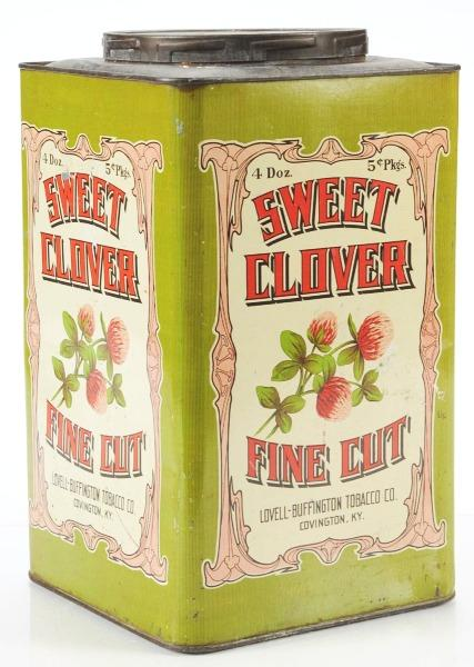 Sweet Clover Fine Cut Canister Tin
