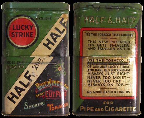 Consider, vintage cigarette tins variants