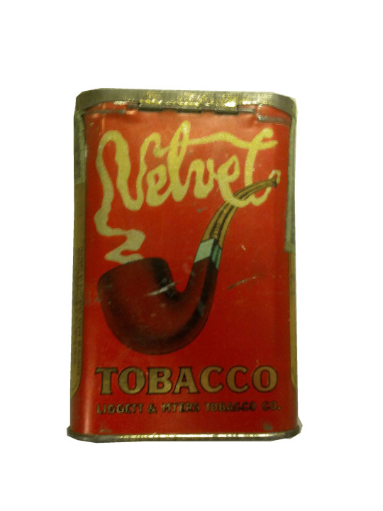 Velvet Tobacco Pocket Tin